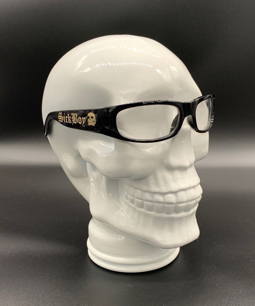 Clear UV Glasses