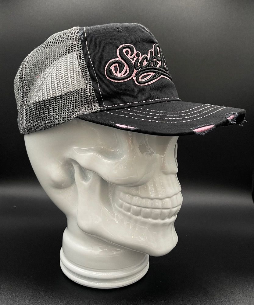 Sick Bitch Trucker Cap