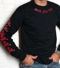 Sick Boy Black and Red